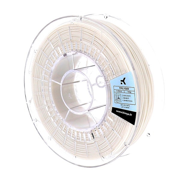 TPC-ESD Filament 3D