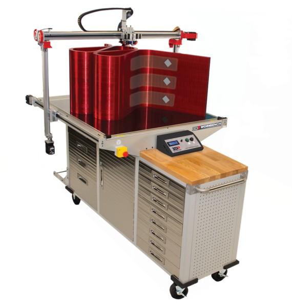 imprimante 3d mobilier